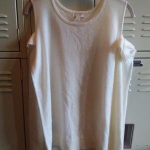 Brand New cold shoulder blouse from Cato